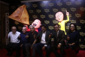 Motu Patlu find spot at Madame Tussauds