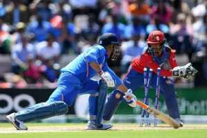 ICC Cricket World Cup 2019: MS Dhoni faces backlash from Twitter for his slow batting