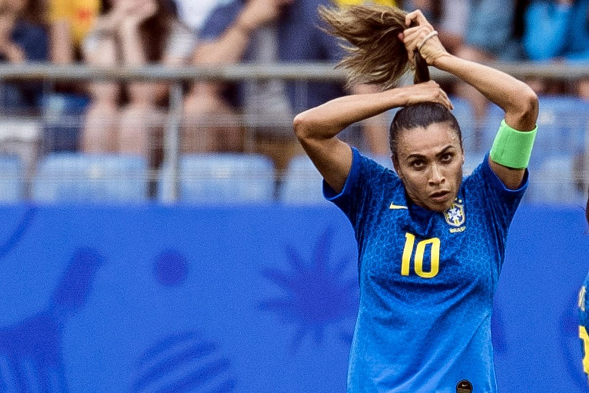 Women's World Cup: Marta creates history with record 17th goal