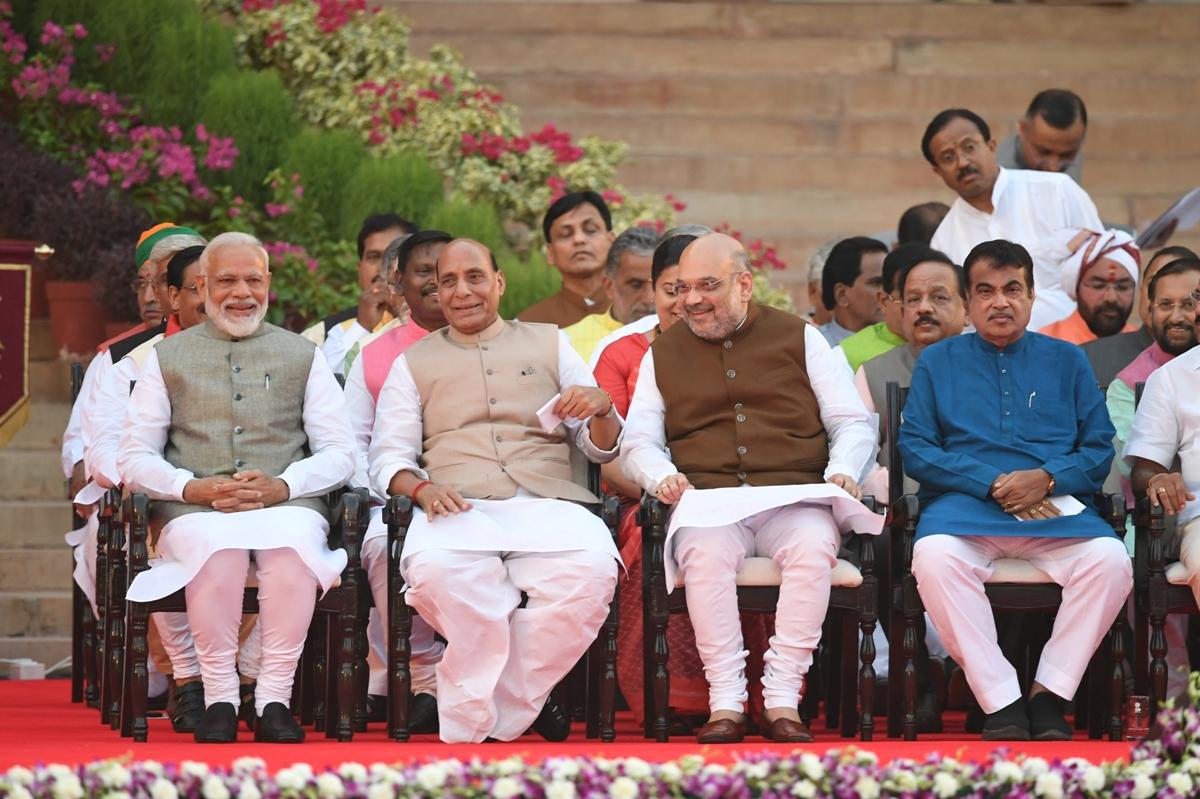 BJP parliamentary party executive, PM Modi, Lok Sabha, Rajnath Singh, Leader of Party