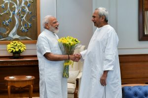 Odisha CM Naveen Patnaik meets PM Modi, seeks special category status for cyclone-hit state