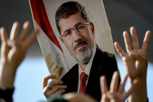 Mohamed Morsi: Death in court
