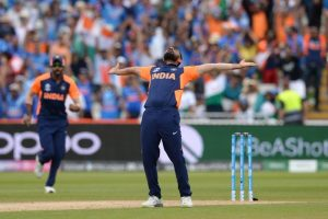 CWC 2019: England pile up 337 despite Mohammed Shami's 5-wicket haul