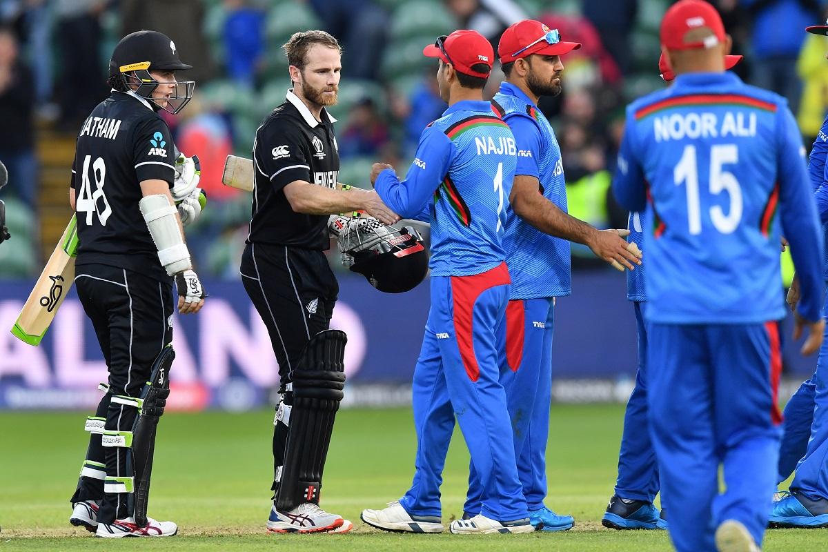 World Cup 2019, Kane Williamson, Jimmy Neesham, New Zealand Cricket Team, Rashid Khan