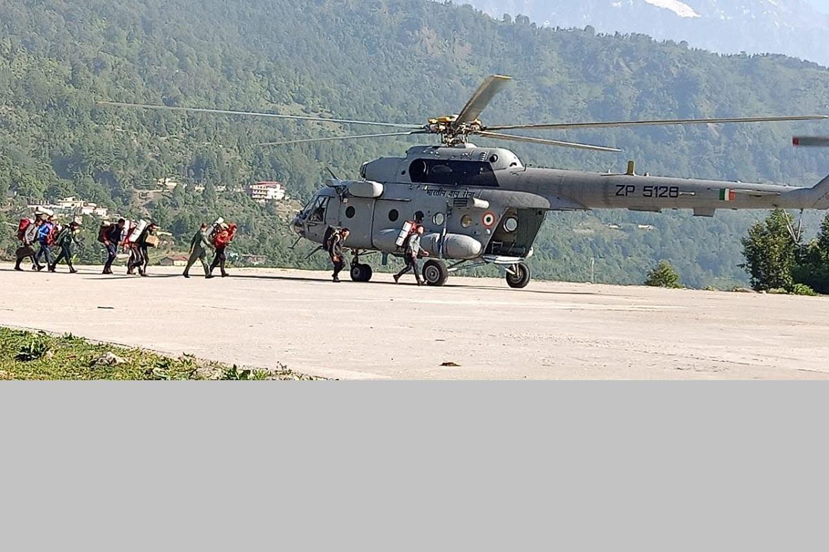 Nanda Devi, Dehradun, Pithoragarh, Indo Tibetan Border Police, ITBP, Indian Air Force, IAF