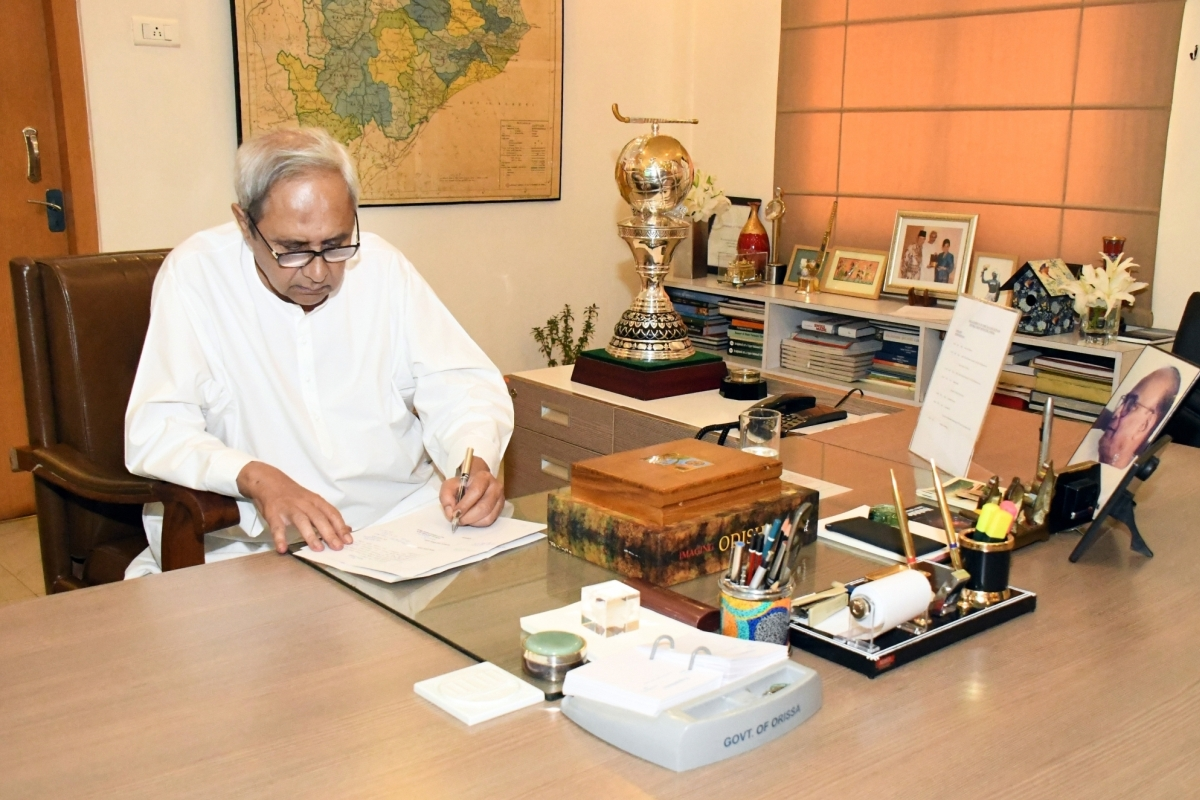 Odisha CM Naveen Patnaik seeks Rs 5,228 cr to deal with cyclone Fani damage