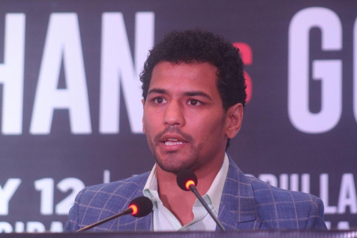 Neeraj Goyat, Billy Dib, Amir Khan, Saudi Arabia,
