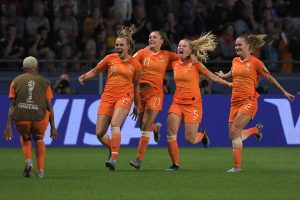 FIFA Women's World Cup 2019: Netherlands, Italy through to quarter-finals