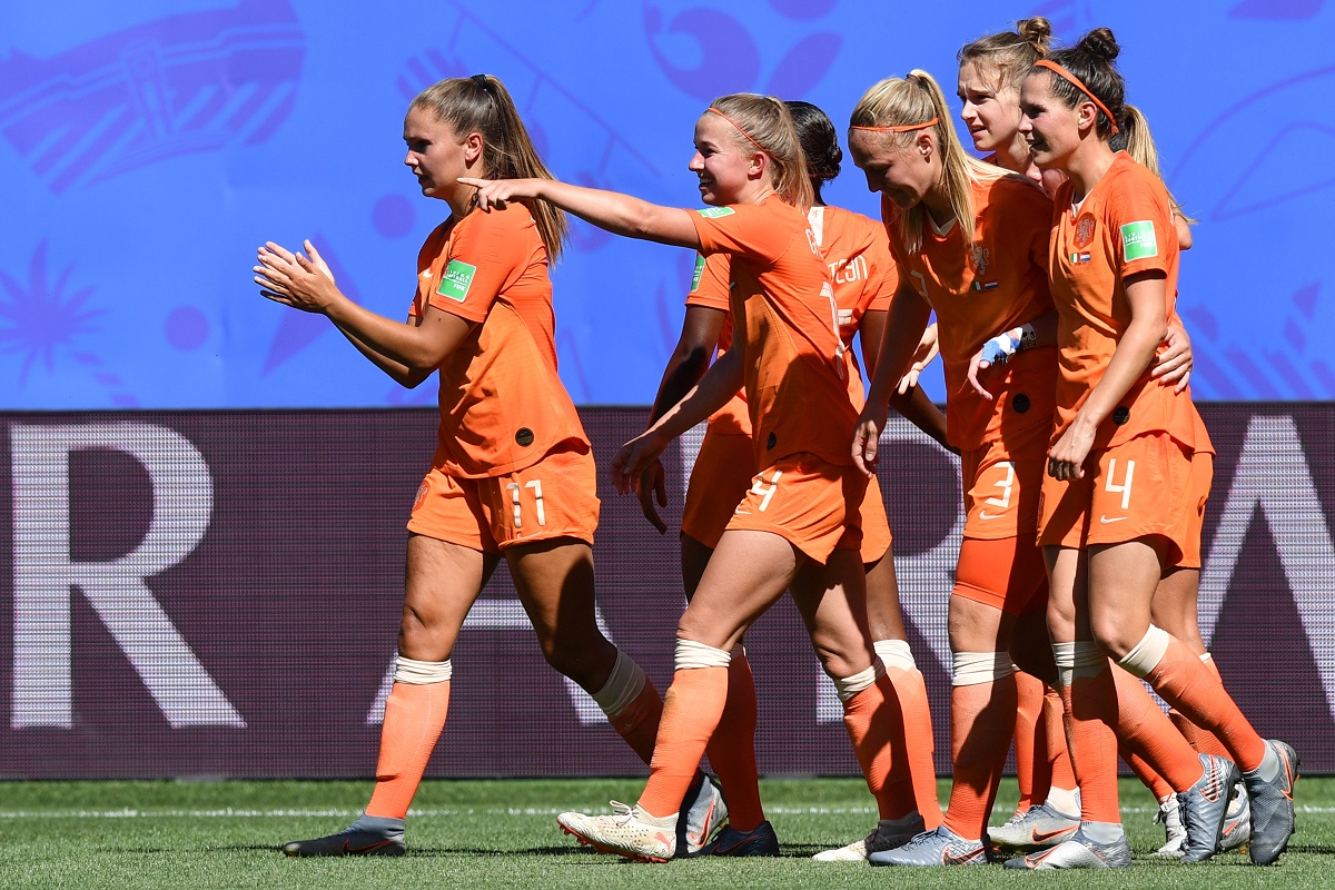 Women's World Cup, Netherland, Italy, Vivianne Miedema
