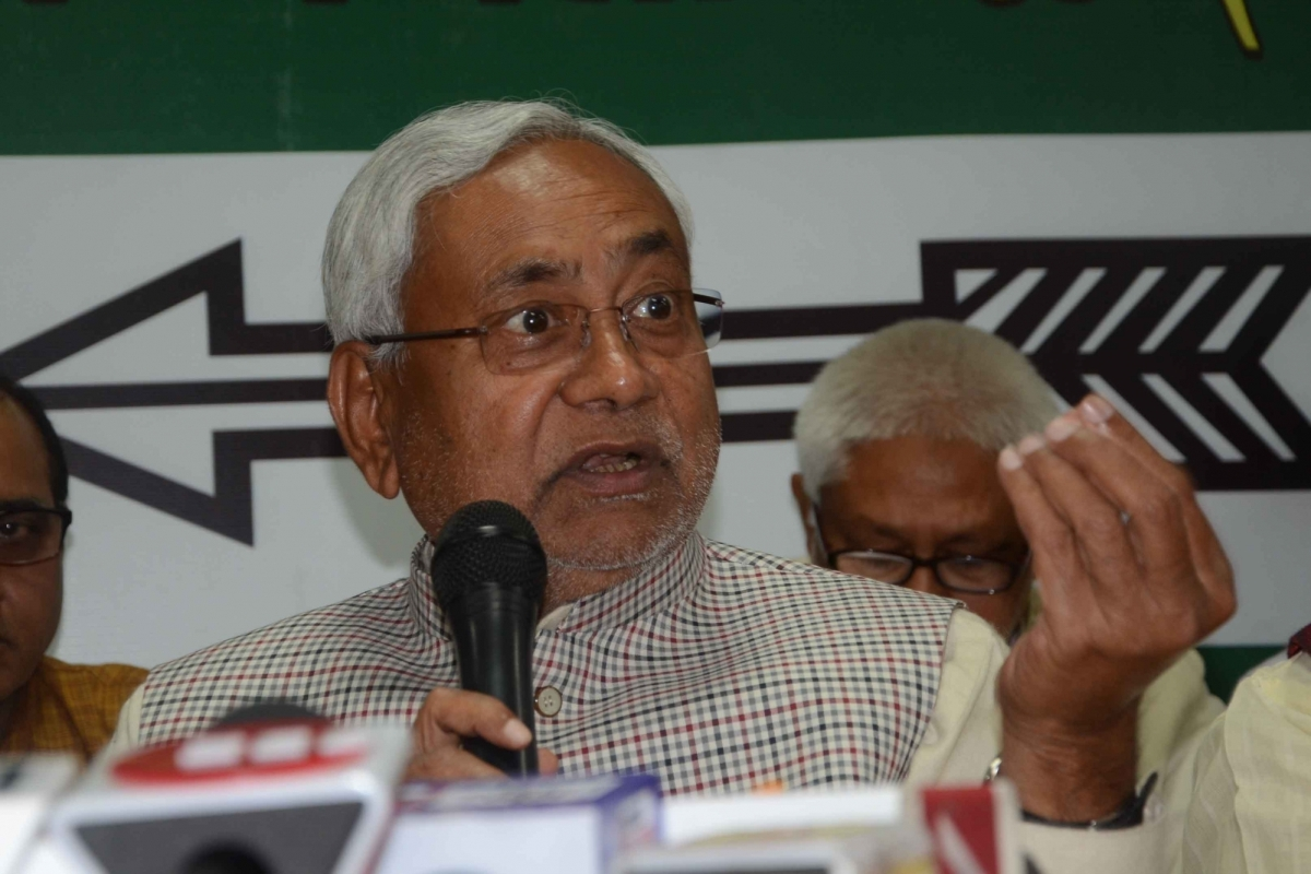 Nitish Kumar under fire as gang-rape cases flood Bihar - The Statesman