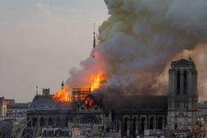 Paris's Notre-Dame to host first mass after 2 months of devastating blaze