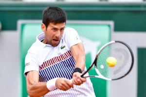 Novak Djokovic top seed at Wimbledon, Roger Federer second