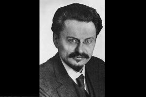 Trotsky's asylum in France