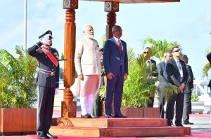 Modi's security diplomacy vital for S Asian region