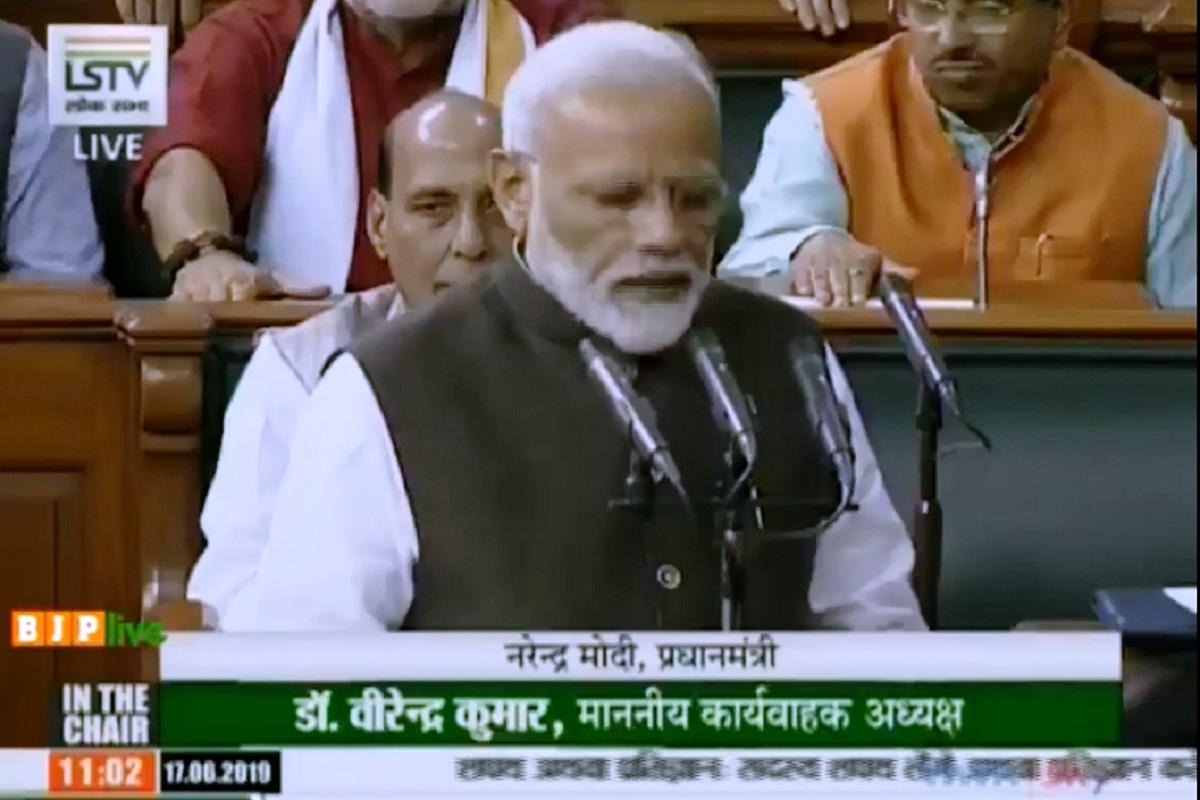 Blighted beginning, Lok Sabha, Ram Nath Kovind, Narendra Modi, Om Birla