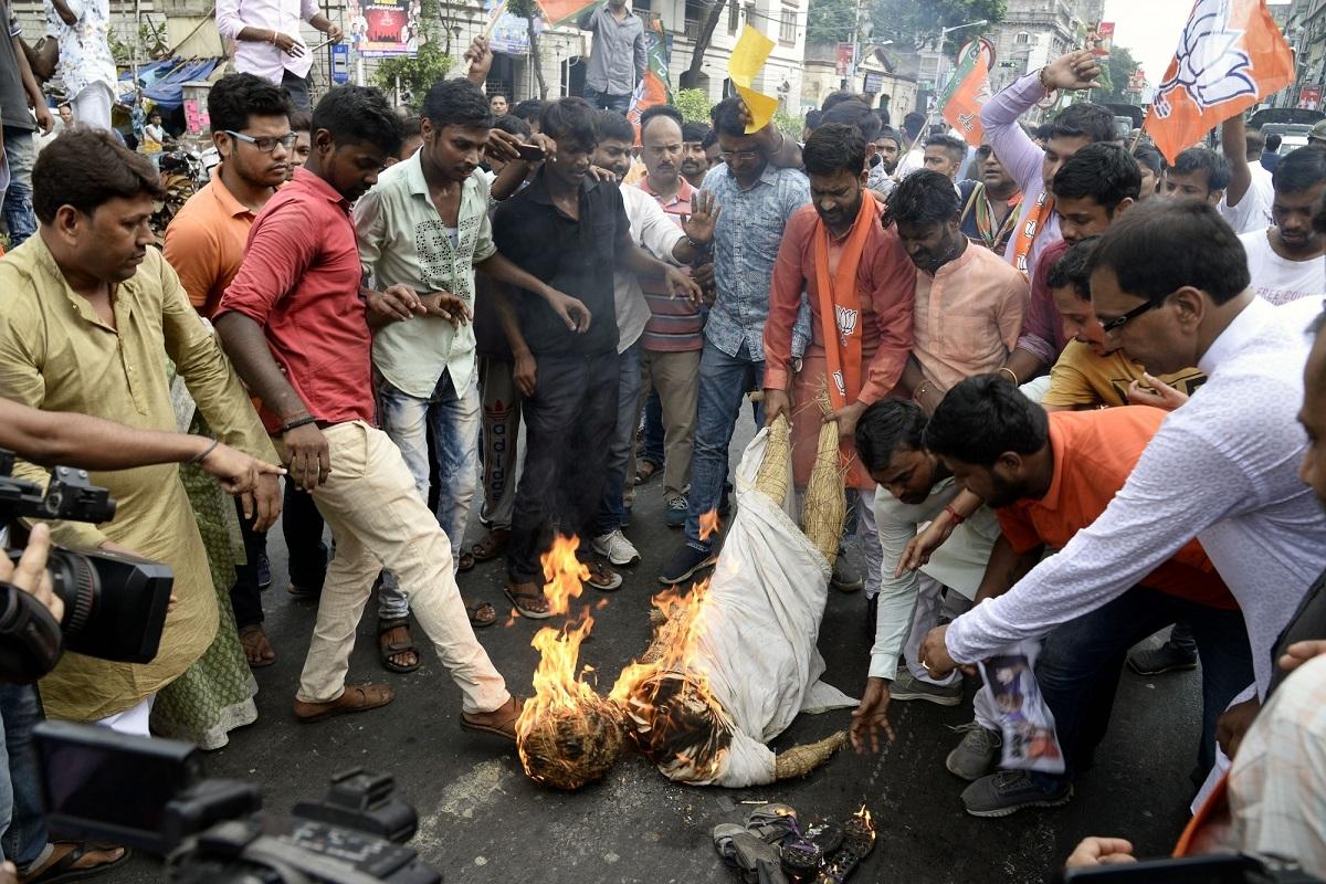 Competitive mayhem, Bharatiya Janata Party, Trinamul Congress, Lok Sabha, West Bengal