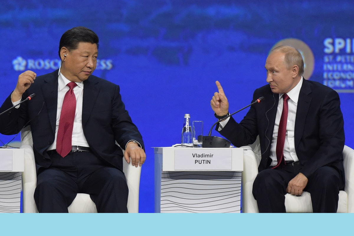 Entente Cordiale, China, Russia, Moscow, United Nations, World Trade Organization