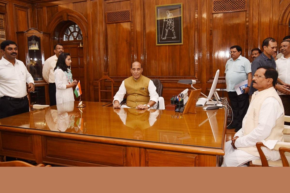 Healing touch in a hurry, Rajnath Singh, BJP, Amit Shah, Narendra Modi