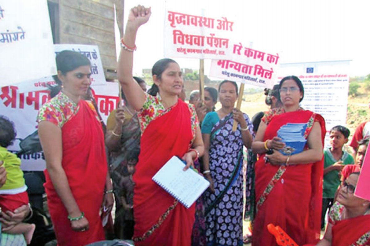 Helping women secure justice and dignity