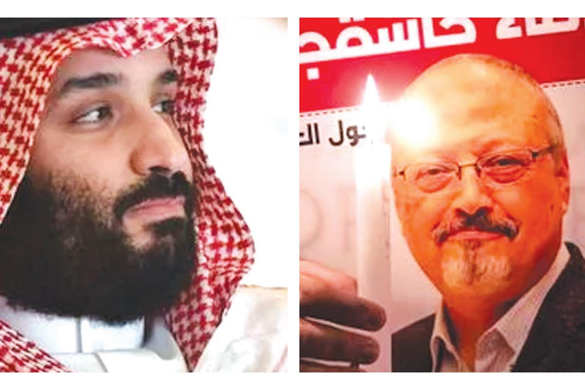 Saudis, murder, MBS, Khashoggi, Abu Dhabi