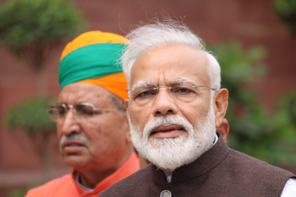 PM Modi, MP, Opposition, Congress