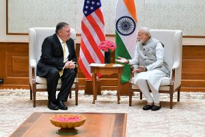 Mike Pompeo meets PM Modi; terrorism, S-400 deal, H-1B visas, trade likely to be discussed