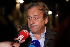 Platini released in 2022 World Cup probe, denies wrongdoing