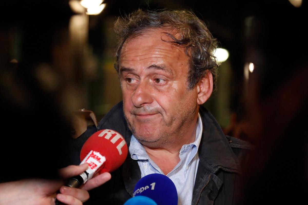 Platini, Michel Platini, UEFA, FIFA