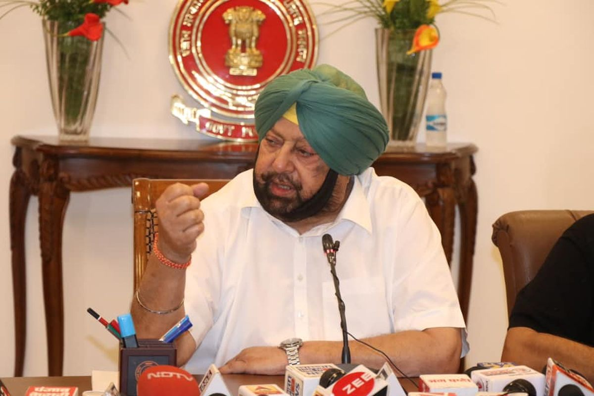 Punjab Chief Minister, Amarinder Singh, Agricultural loan waiver, Distressed farmers