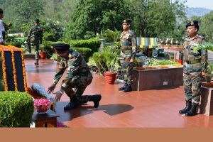 Indian Army's Northern Command celebrates Raising Day