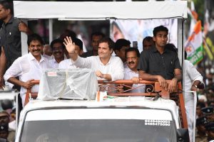 In Wayanad, Rahul Gandhi launches first attack on new Modi government