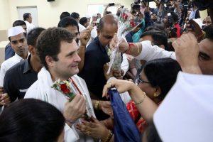 Rahul Gandhi turns 49, PM Modi wishes Congress chief on birthday