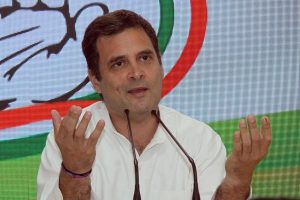Congress president Rahul Gandhi says he will not pick successor