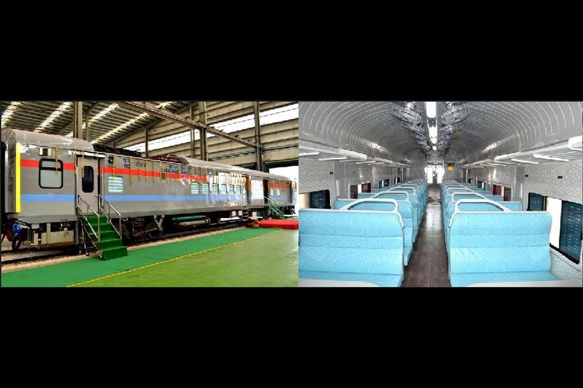 Indian Railways, Modern Coach Factory, GreenCo Rating System, CII, Raebareli