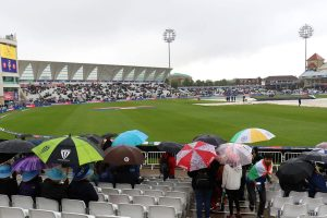 ICC Cricket World Cup 2019: Rain woes most discussed as per social media report