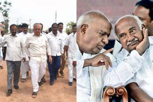 Karnataka Congress leader writes letter slamming seniors, JD(S) state president quits post