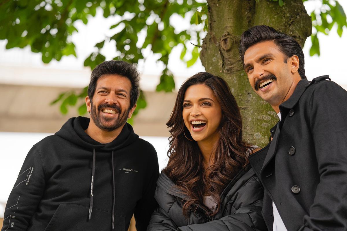 Ranveer Singh, Deepika Padukone, 83 film, Reel and Real, Kapil Dev, Romi Dev, Cricket
