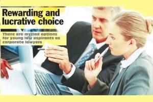 Rewarding and lucrative choice