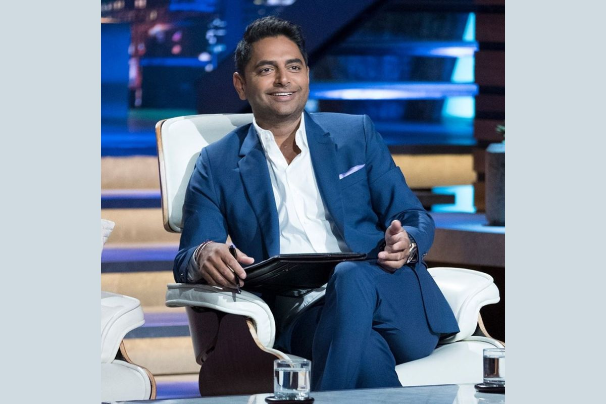 """""""Shark Tank"""" star and businessman-investor Rohan Oza says the US is the greatest country in the world to be an entrepreneur in."""