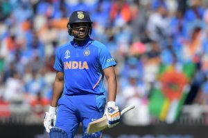 Rohit expresses disappointment over dismissal against WI
