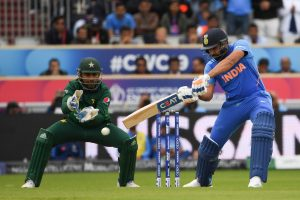 ICC Cricket World Cup: Rohit Sharma becomes second Indian to score century against Pak