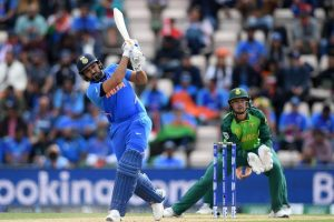 Rohit Sharma picks 122 against South Africa as favourite century in ICC World Cup 2019