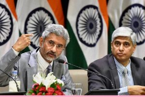 External Affairs Minister S Jaishankar to visit Bhutan today