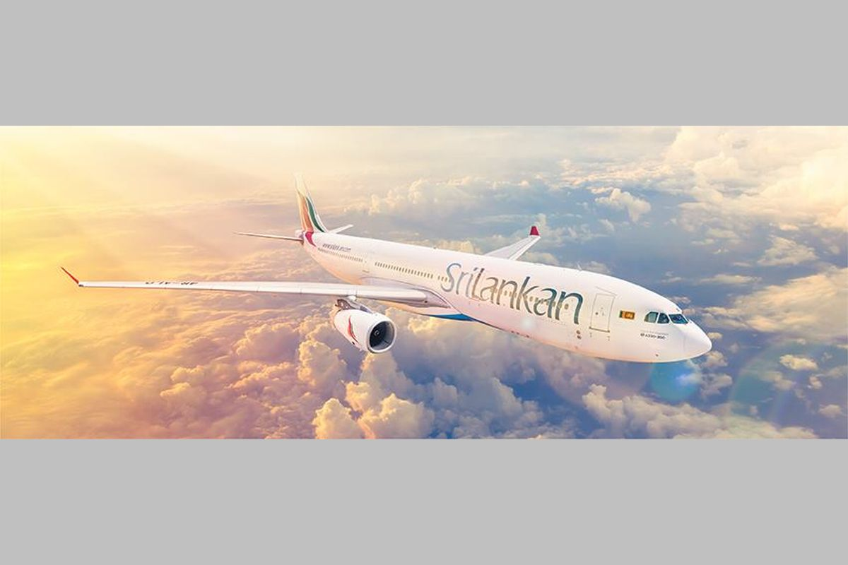 """SriLankan Airlines, the flag carrier of the island nation, has been named the 'World's Most Punctual Airline' for the second consecutive time with over 90 per cent of its flights in May being """"on time"""", authorities said here Friday."""