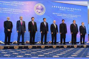 No exchange of pleasantries between PM Modi, Imran Khan at SCO Summit