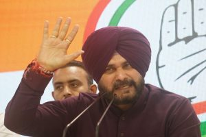 'Sulking' Sidhu skips Punjab Cabinet meet amid rift with Amarinder Singh