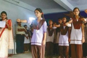 In Siliguri school, girls vow not to marry until graduation