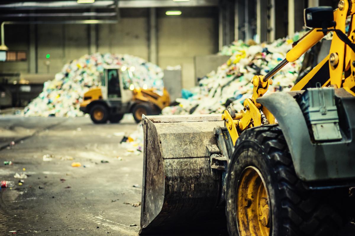 Rayagada municipality, waste management