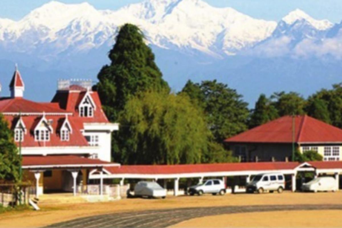 St Paul's School, Darjeeling, Oxford University, St Stephen's College, Delhi University, Patricia Blackley, Darjeeling Hills