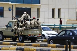 Sudan police fire tear gas as civil disobedience campaign begins